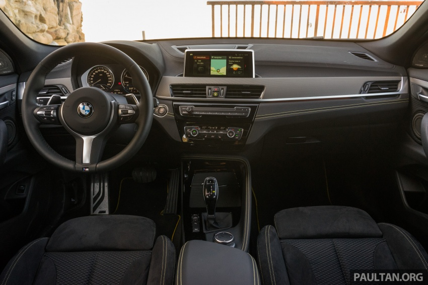 DRIVEN: F39 BMW X2 – substance beneath the looks? Image #773888
