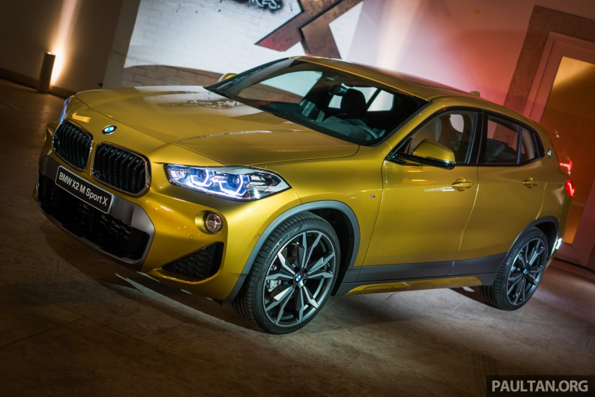 DRIVEN: F39 BMW X2 – substance beneath the looks? Image #773826