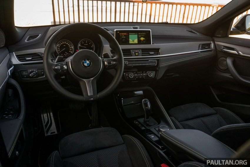 DRIVEN: F39 BMW X2 – substance beneath the looks? Image #773889
