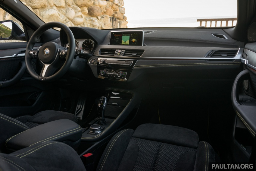 DRIVEN: F39 BMW X2 – substance beneath the looks? Image #773890