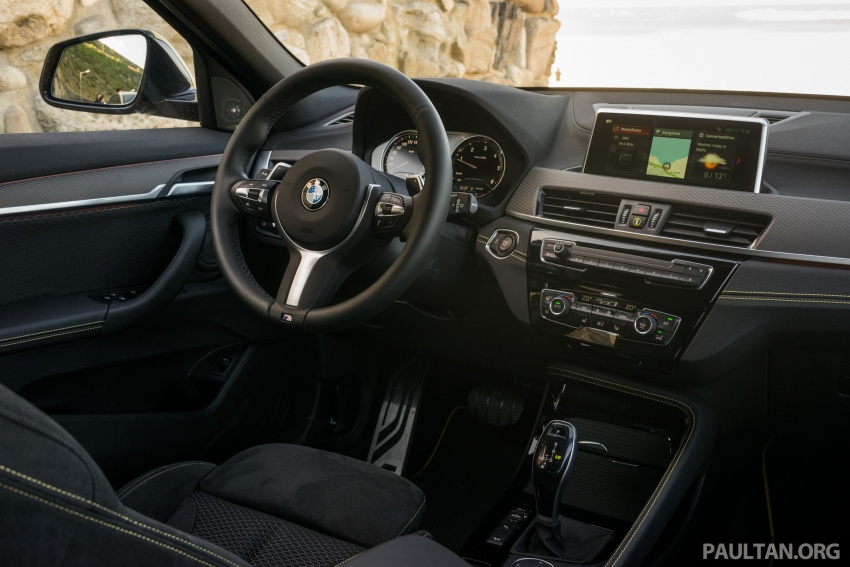 DRIVEN: F39 BMW X2 – substance beneath the looks? Image #773891