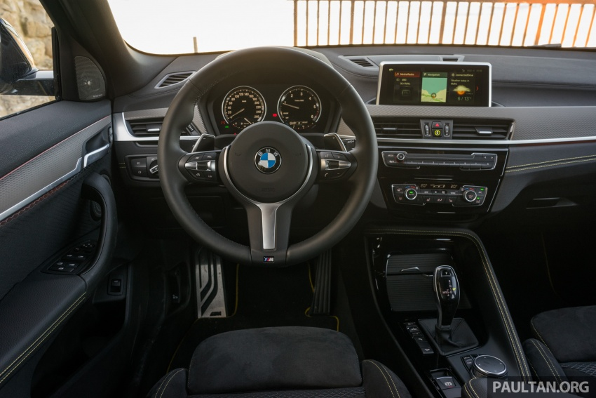 DRIVEN: F39 BMW X2 – substance beneath the looks? Image #773892