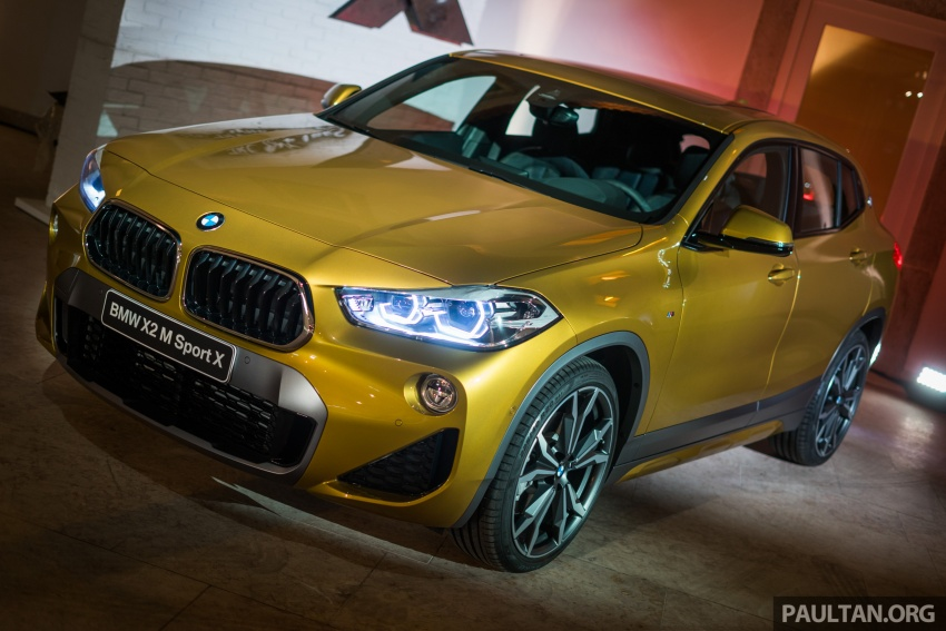 DRIVEN: F39 BMW X2 – substance beneath the looks? Image #773827