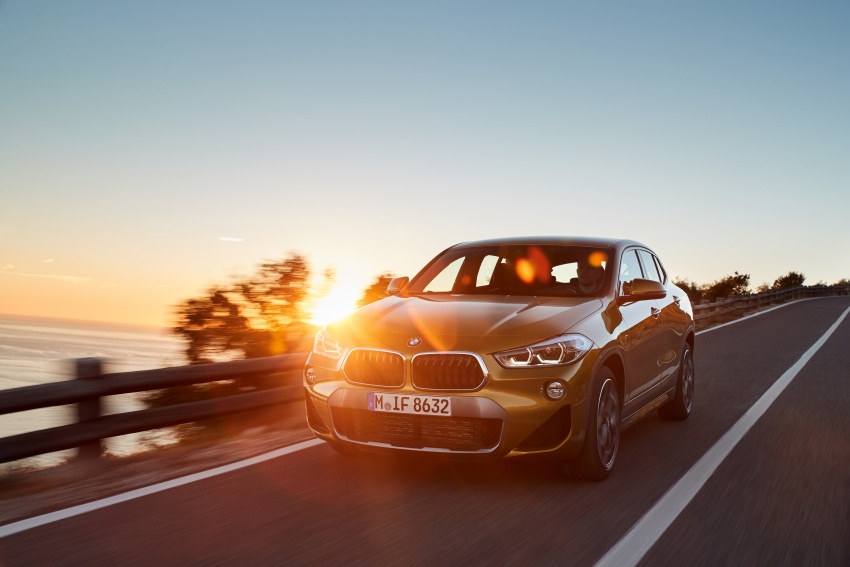 DRIVEN: F39 BMW X2 – substance beneath the looks? Image #775097