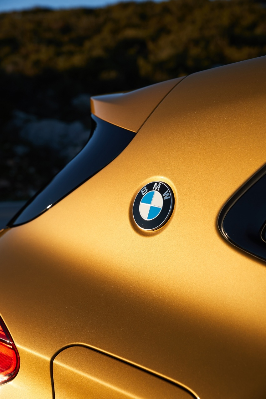 DRIVEN: F39 BMW X2 – substance beneath the looks? Image #775198