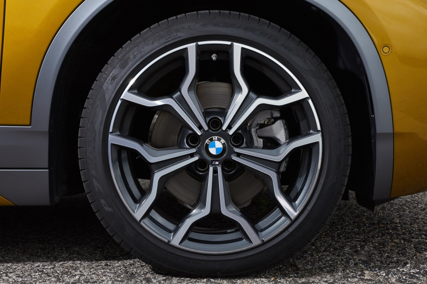 DRIVEN: F39 BMW X2 – substance beneath the looks? Image #775201