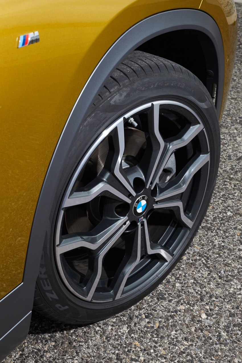 DRIVEN: F39 BMW X2 – substance beneath the looks? Image #775202