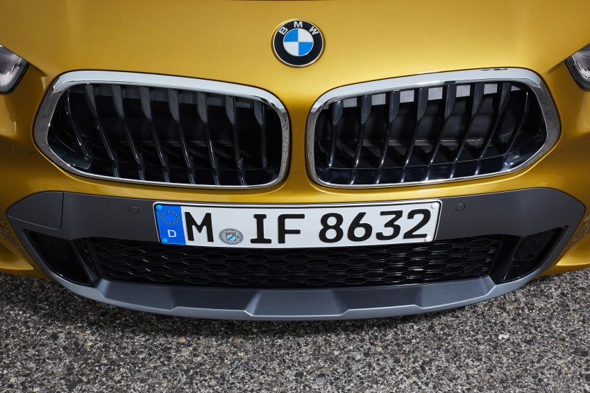 DRIVEN: F39 BMW X2 – substance beneath the looks? Image #775203