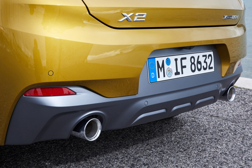 DRIVEN: F39 BMW X2 – substance beneath the looks? Image #775204