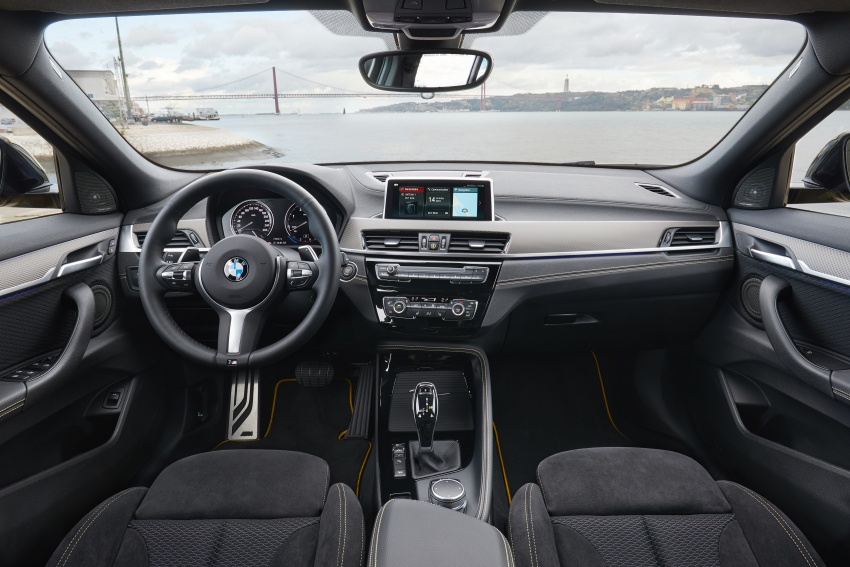DRIVEN: F39 BMW X2 – substance beneath the looks? Image #775207