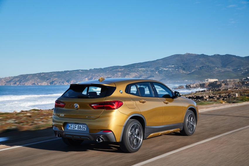 DRIVEN: F39 BMW X2 – substance beneath the looks? Image #775108
