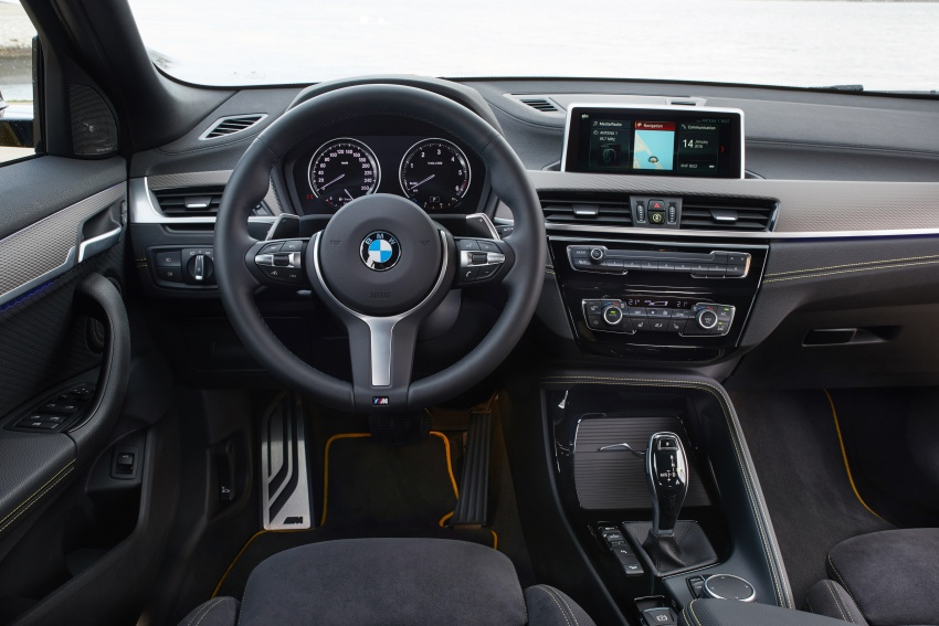 DRIVEN: F39 BMW X2 – substance beneath the looks? Image #775208