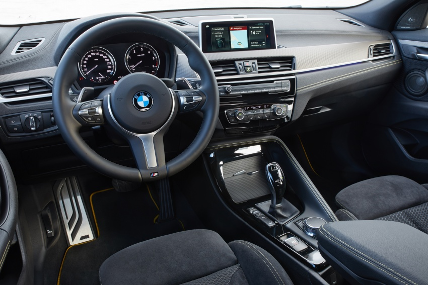 DRIVEN: F39 BMW X2 – substance beneath the looks? Image #775209