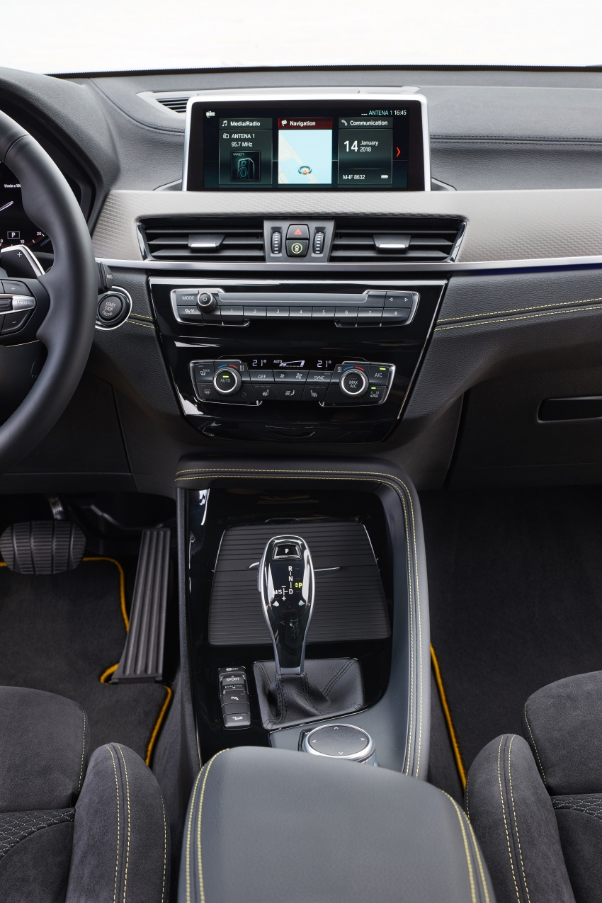 DRIVEN: F39 BMW X2 – substance beneath the looks? Image #775210