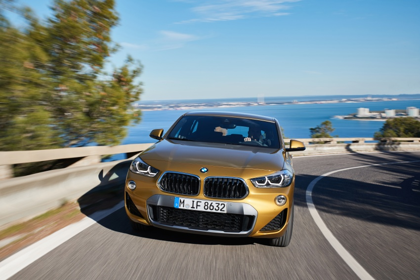 DRIVEN: F39 BMW X2 – substance beneath the looks? Image #775109