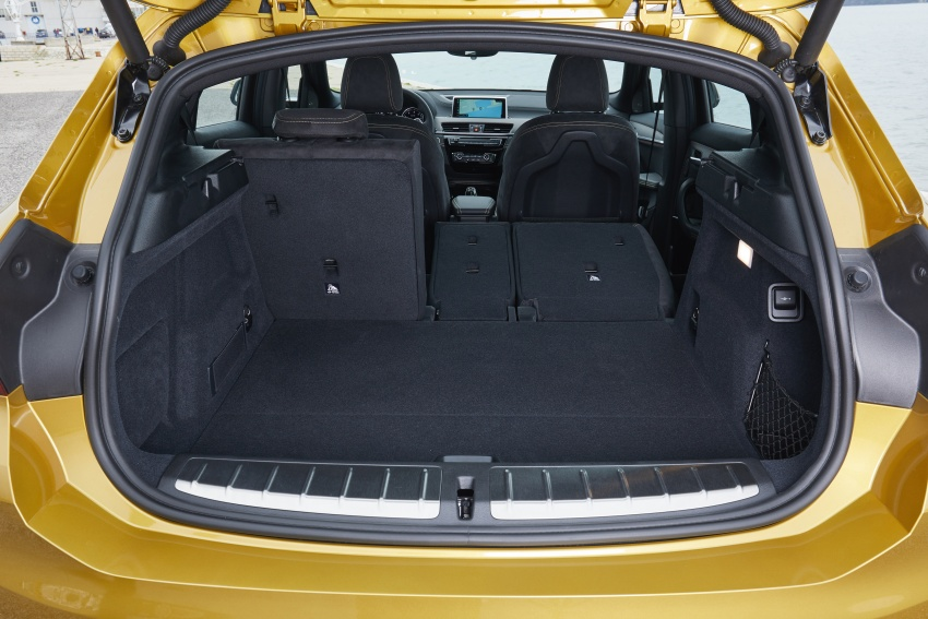 DRIVEN: F39 BMW X2 – substance beneath the looks? Image #775230