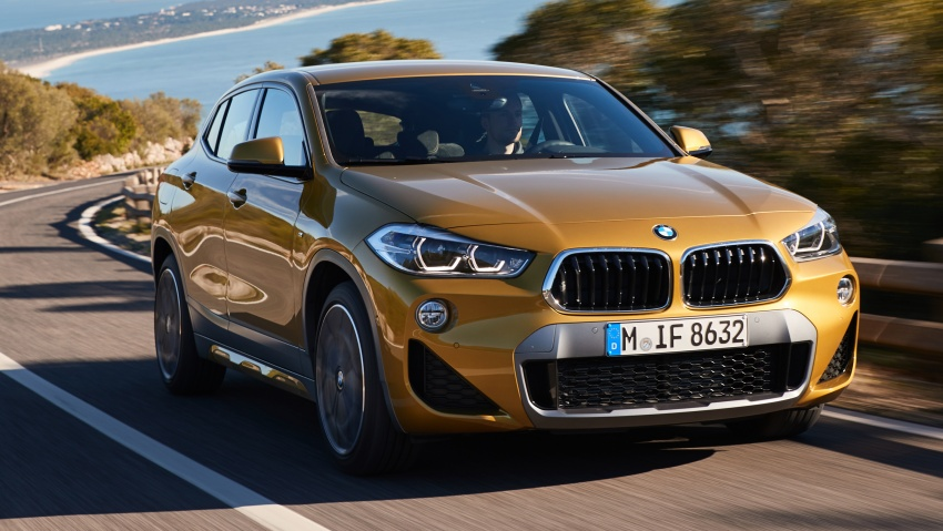 DRIVEN: F39 BMW X2 – substance beneath the looks? Image #775111