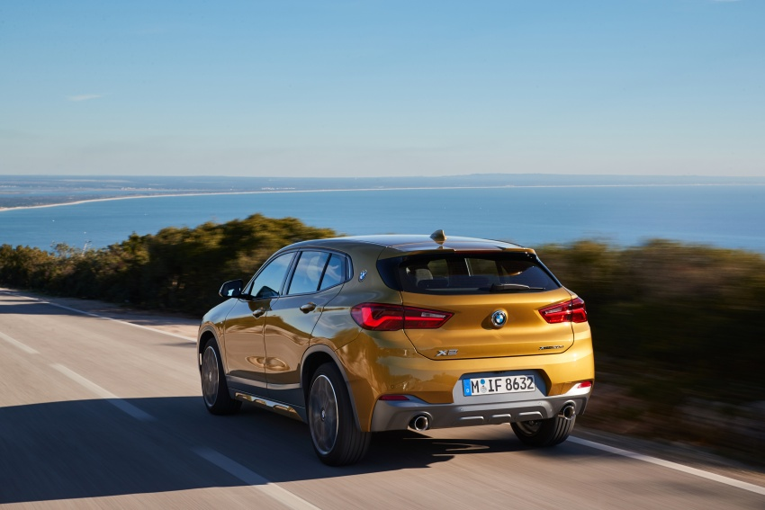 DRIVEN: F39 BMW X2 – substance beneath the looks? Image #775118