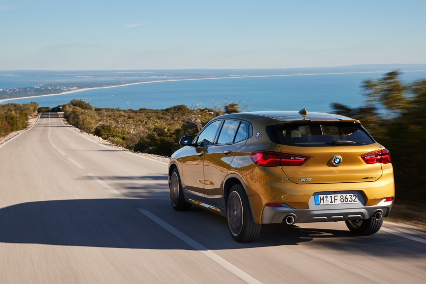 DRIVEN: F39 BMW X2 – substance beneath the looks? Image #775119