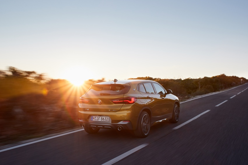DRIVEN: F39 BMW X2 – substance beneath the looks? Image #775130
