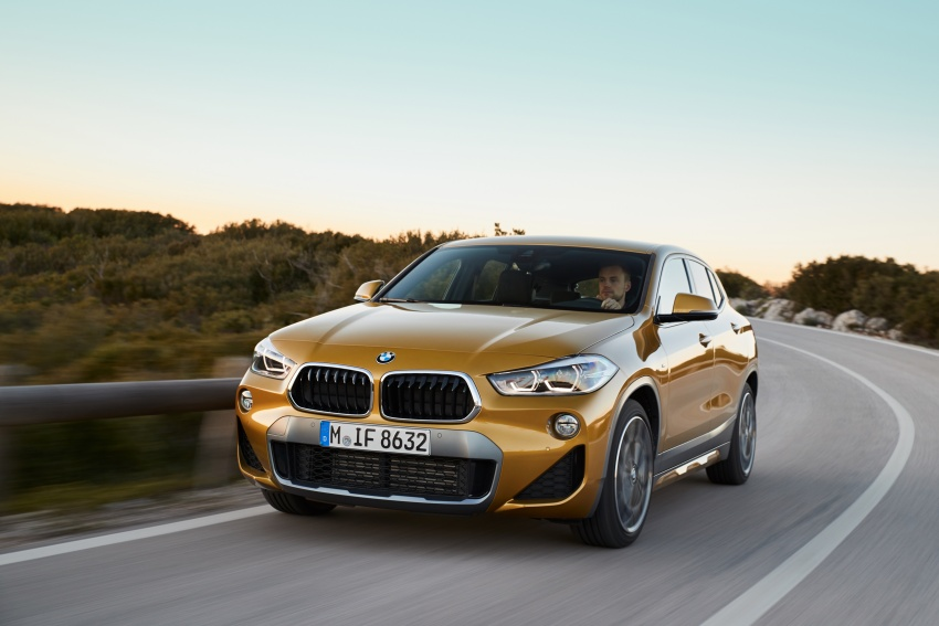 DRIVEN: F39 BMW X2 – substance beneath the looks? Image #775132