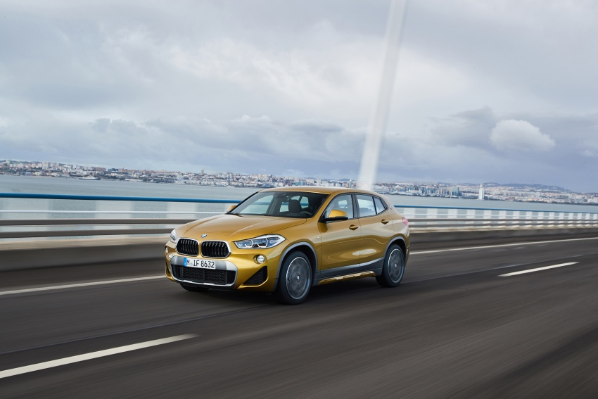 DRIVEN: F39 BMW X2 – substance beneath the looks? Image #775139
