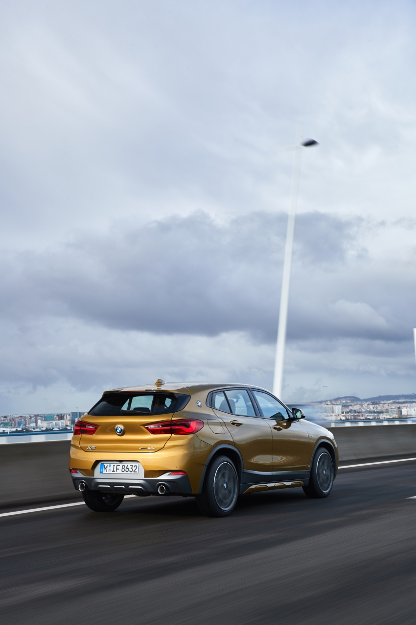 DRIVEN: F39 BMW X2 – substance beneath the looks? Image #775141