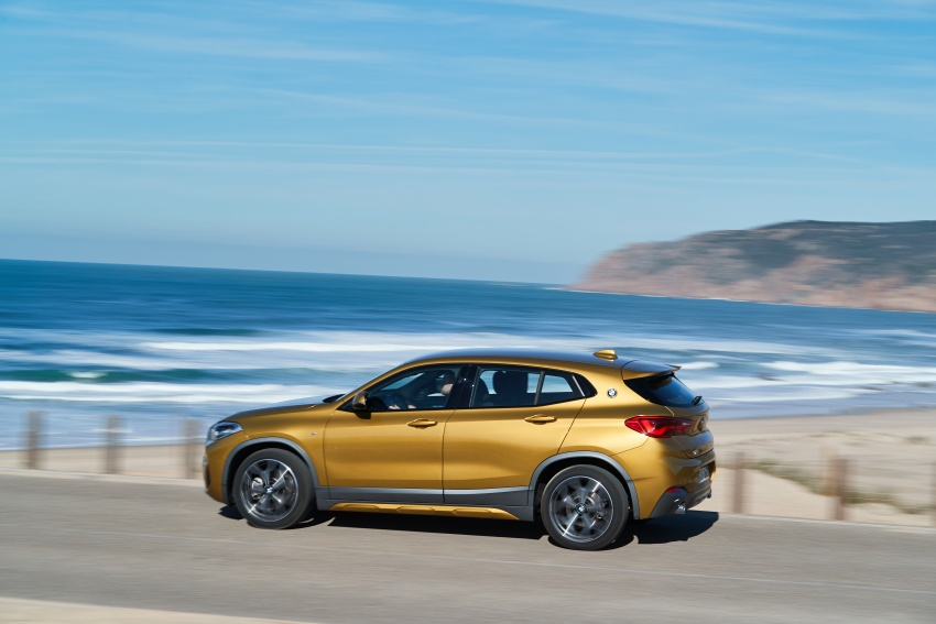 DRIVEN: F39 BMW X2 – substance beneath the looks? Image #775142