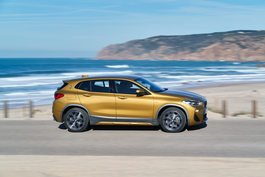 DRIVEN: F39 BMW X2 – substance beneath the looks? Image #775143