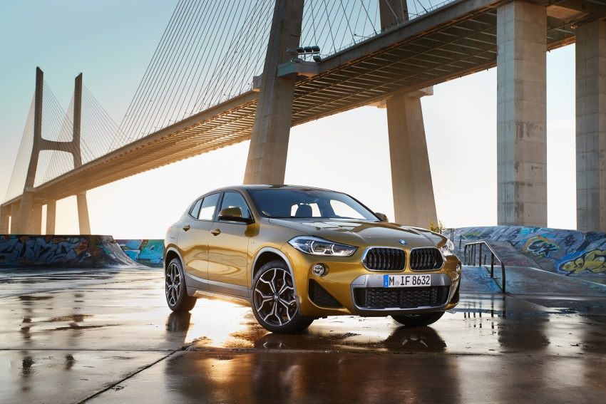 DRIVEN: F39 BMW X2 – substance beneath the looks? Image #775144