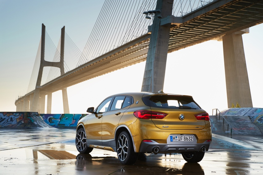 DRIVEN: F39 BMW X2 – substance beneath the looks? Image #775145