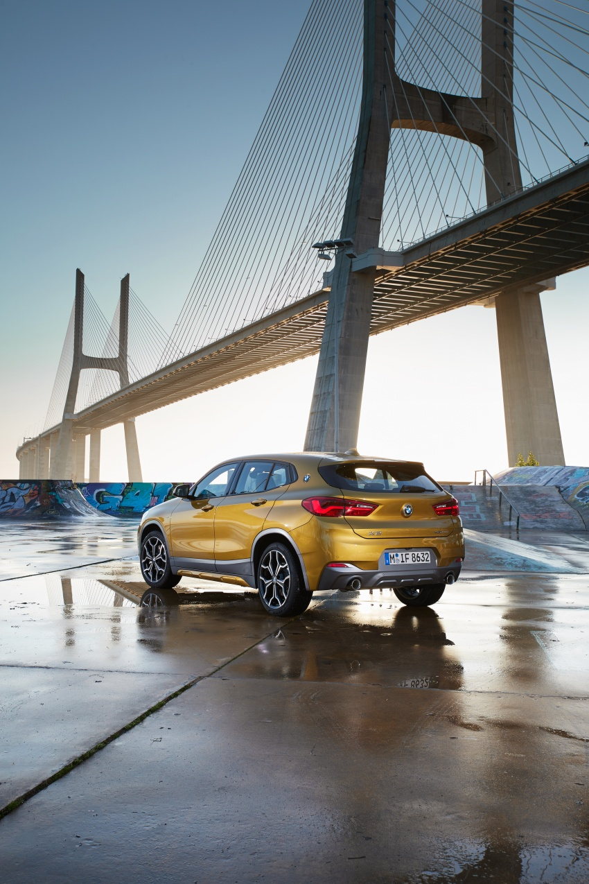 DRIVEN: F39 BMW X2 – substance beneath the looks? Image #775146
