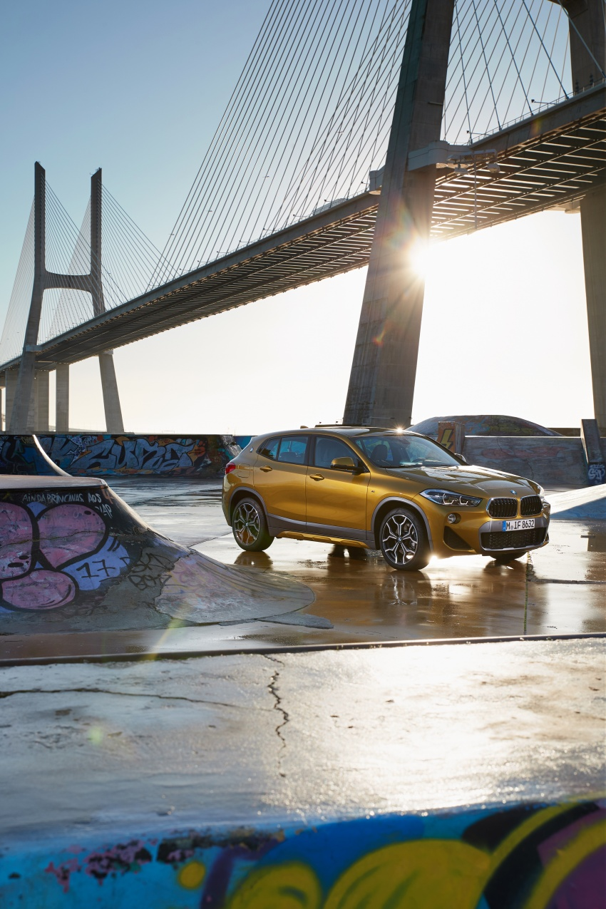 DRIVEN: F39 BMW X2 – substance beneath the looks? Image #775149