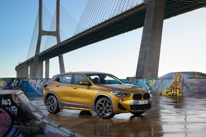 DRIVEN: F39 BMW X2 – substance beneath the looks? Image #775153