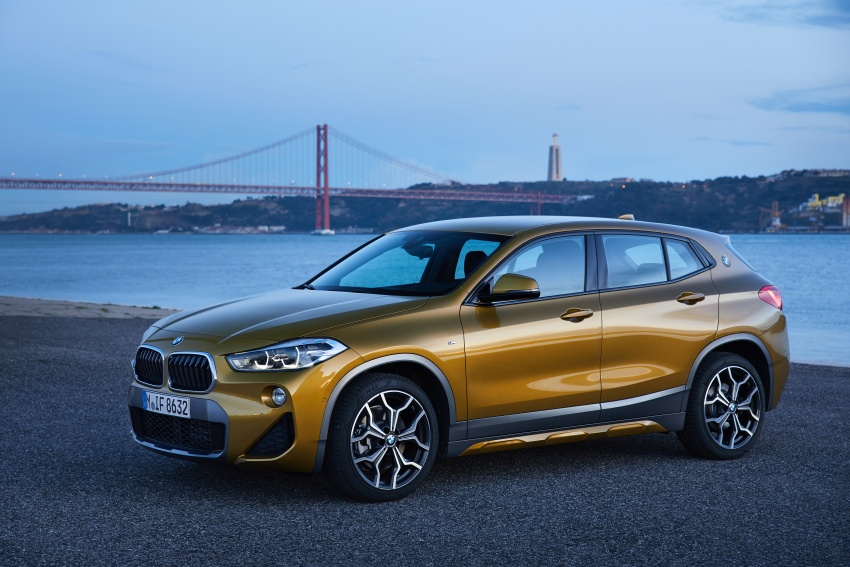 DRIVEN: F39 BMW X2 – substance beneath the looks? Image #775154