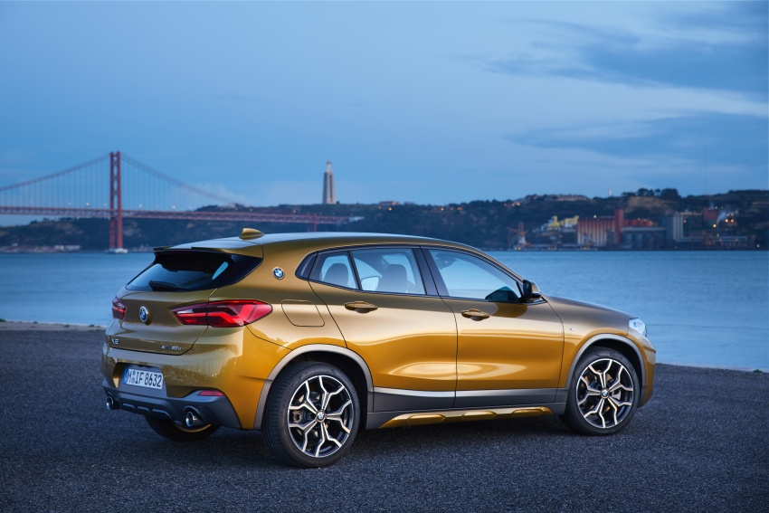 DRIVEN: F39 BMW X2 – substance beneath the looks? Image #775155