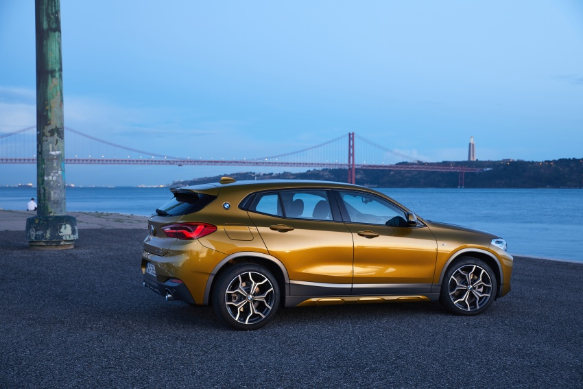 DRIVEN: F39 BMW X2 – substance beneath the looks? Image #775156