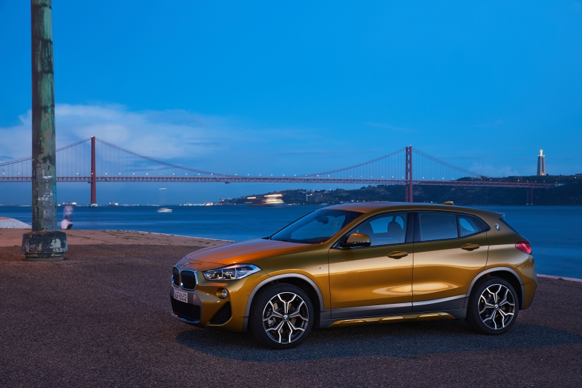 DRIVEN: F39 BMW X2 – substance beneath the looks? Image #775157
