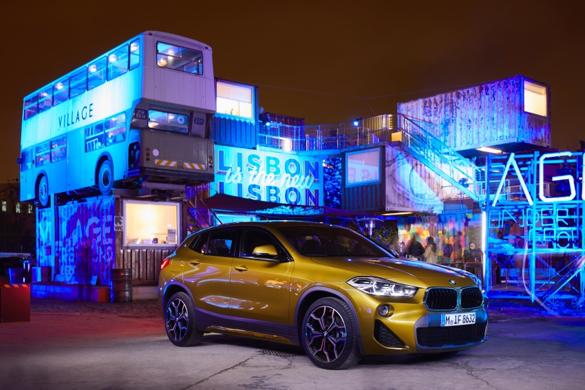 DRIVEN: F39 BMW X2 – substance beneath the looks? Image #775160