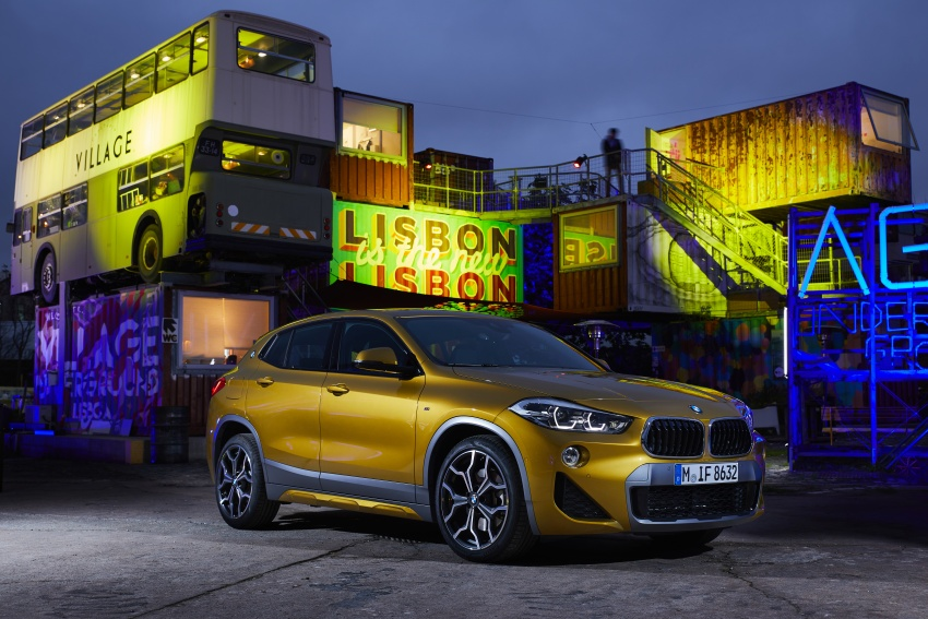 DRIVEN: F39 BMW X2 – substance beneath the looks? Image #775162