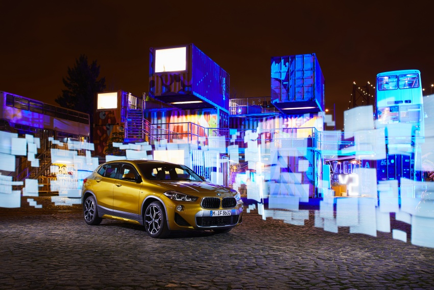 DRIVEN: F39 BMW X2 – substance beneath the looks? Image #775163