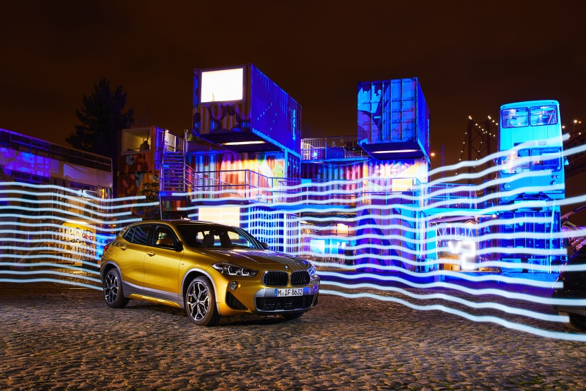 DRIVEN: F39 BMW X2 – substance beneath the looks? Image #775164