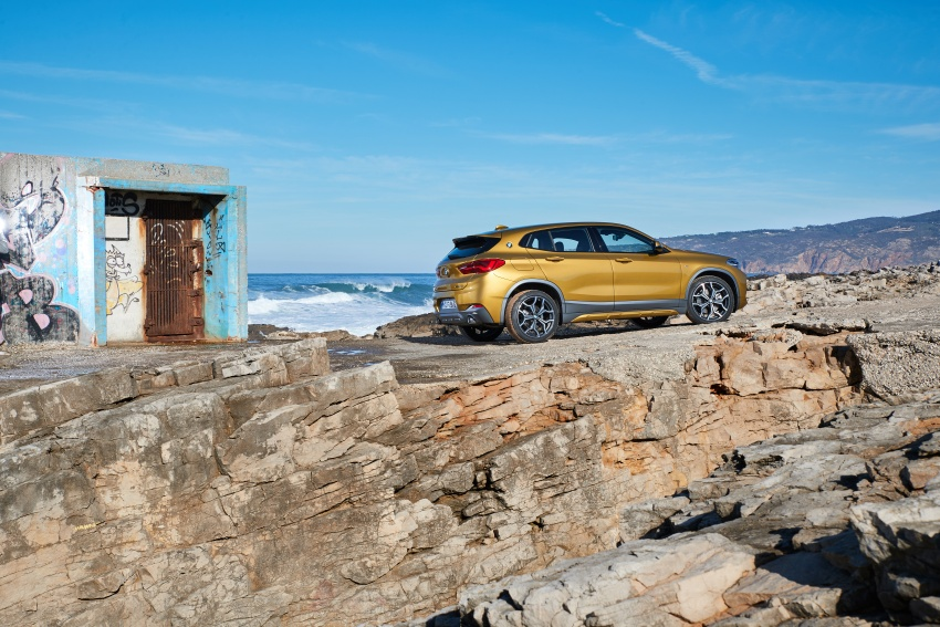 DRIVEN: F39 BMW X2 – substance beneath the looks? Image #775165