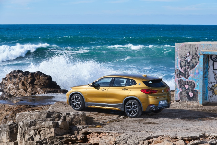 DRIVEN: F39 BMW X2 – substance beneath the looks? Image #775170