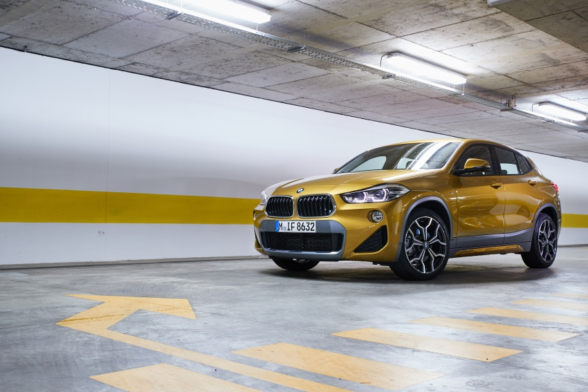 DRIVEN: F39 BMW X2 – substance beneath the looks? Image #775171