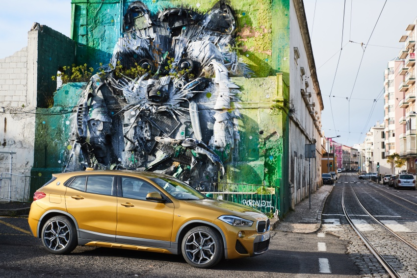 DRIVEN: F39 BMW X2 – substance beneath the looks? Image #775177