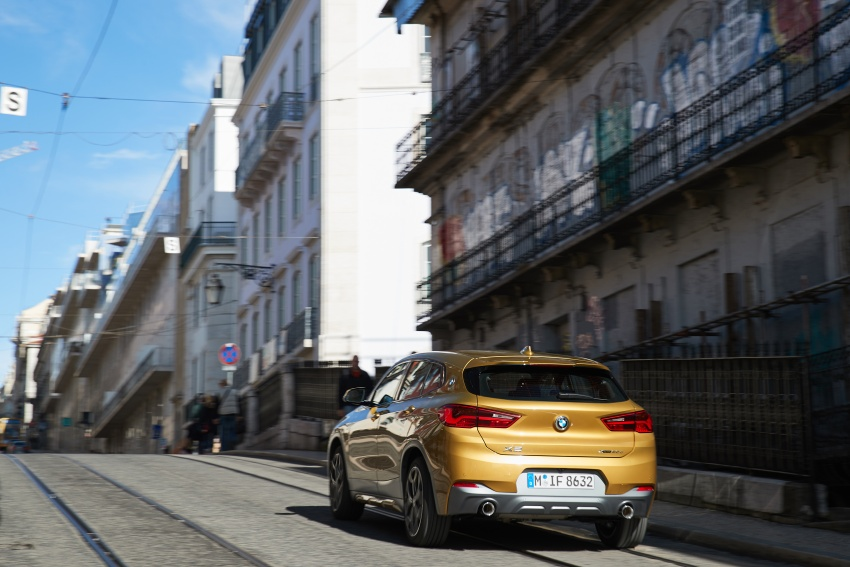 DRIVEN: F39 BMW X2 – substance beneath the looks? Image #775183