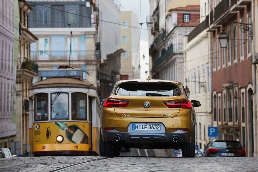 DRIVEN: F39 BMW X2 – substance beneath the looks? Image #775184