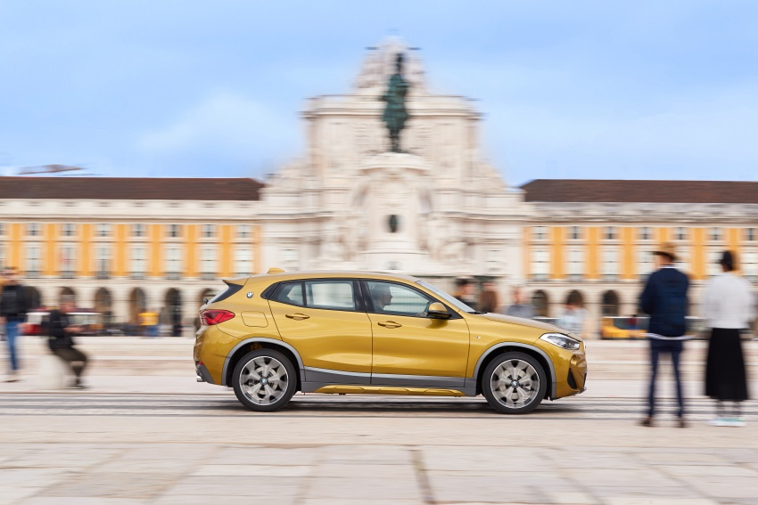 DRIVEN: F39 BMW X2 – substance beneath the looks? Image #775187