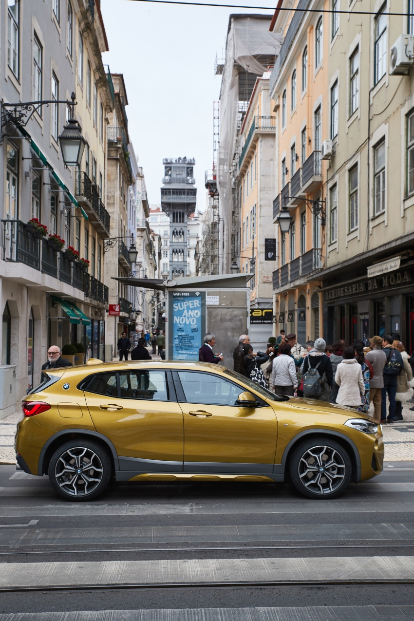 DRIVEN: F39 BMW X2 – substance beneath the looks? Image #775188
